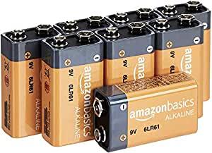 9V Batterien (E-Block)