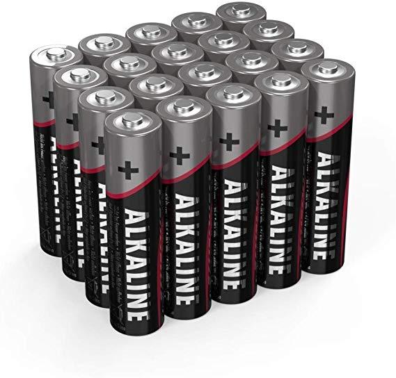 Ansmann Alkaline Batterie Micro AAA