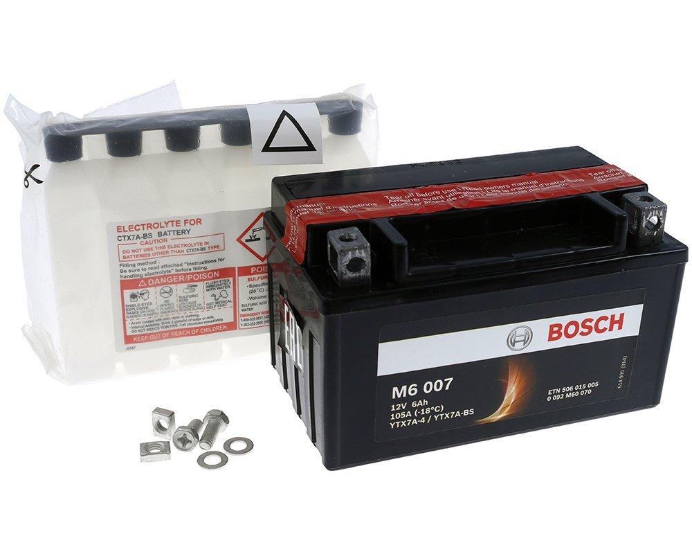 12v starterbatterie auto