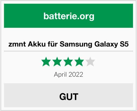 No Name zmnt Akku für Samsung Galaxy S5 Test