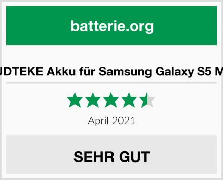 GUDTEKE Akku für Samsung Galaxy S5 Mini Test