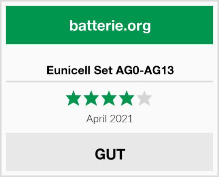 Eunicell Set AG0-AG13 Test