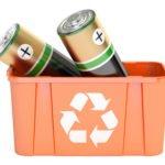 Wie man richtig Batterien weg wirft