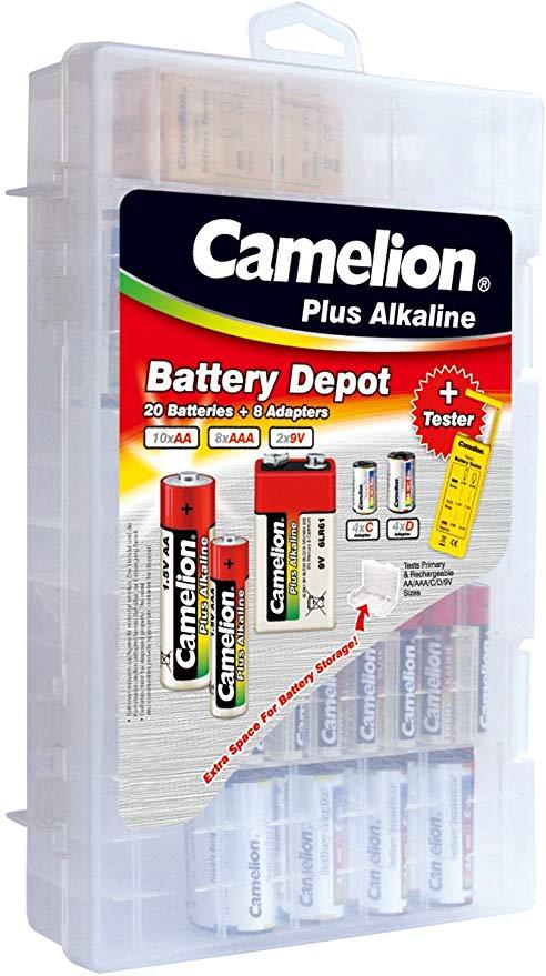 Camelion 11100029 Plus Alkaline Batterien