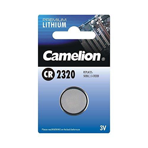 Camelion 13001320 Lithium Knopfzelle
