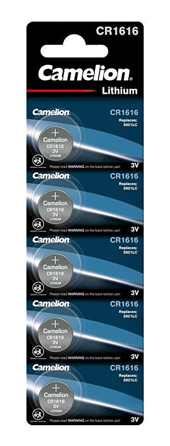 Camelion CR1616 Lithium Knopfzelle 3V