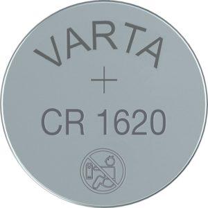 CR 1620 Knopfzellen