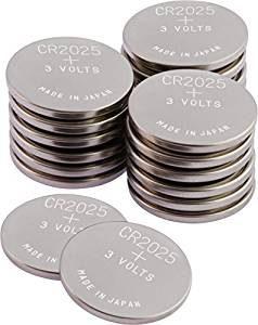 CR 2025 Knopfzellen