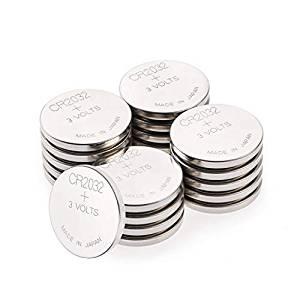 CR 2032 Knopfzellen