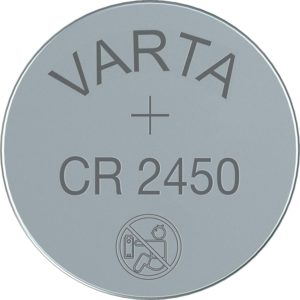 CR 2450 Knopfzellen