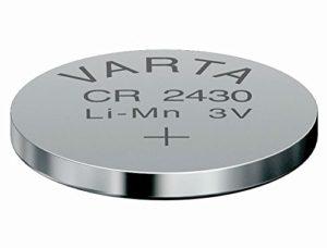 CR2430 Knopfzellen