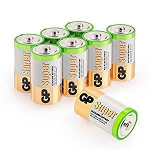 D Mono-Batterien