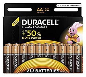 Duracell Batterien