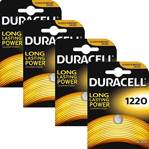 Duracell CR1220 Knopfzelle