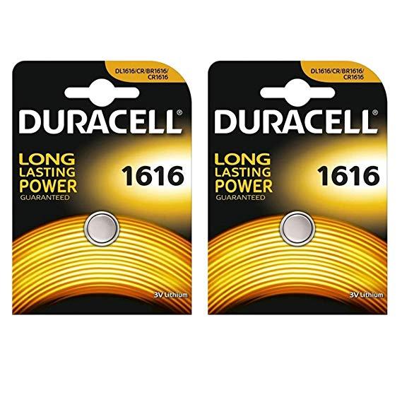 Duracell CR1616 Lithium-Knopfzelle