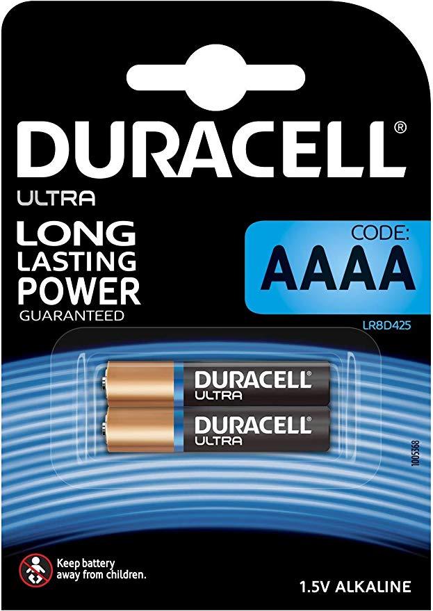 Duracell Specialty Alkaline AAAA Batterie