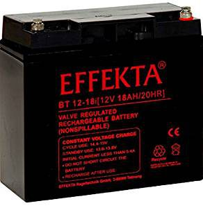 Effekta Batterien