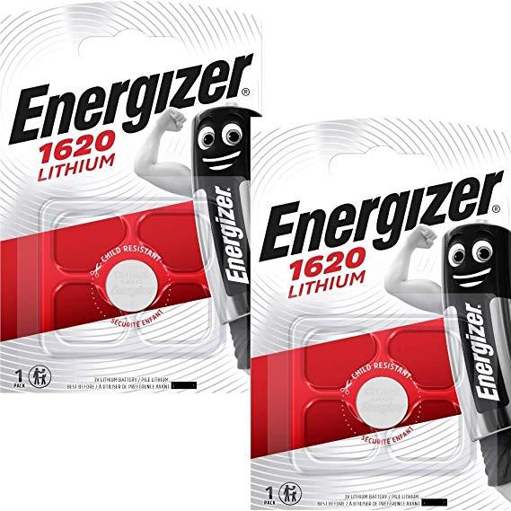 Energizer Cr1620 / Dl1620 Lithium-Batterien