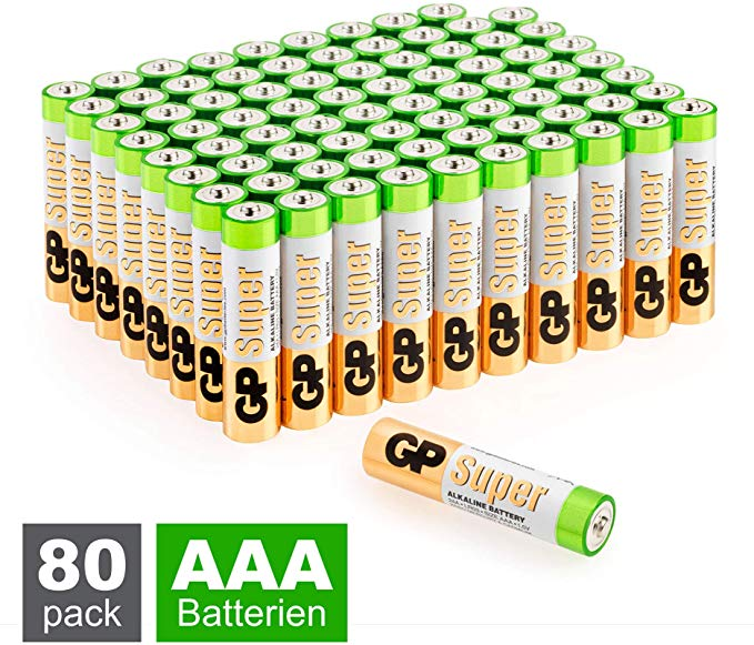 GP Batterien AAA