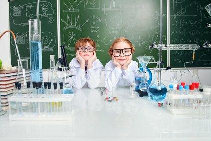 Das beliebte Kinder-Experiment