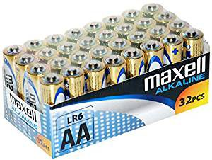 Maxell Batterien