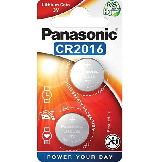 Panasonic CR2016 3V Lithium Batterie