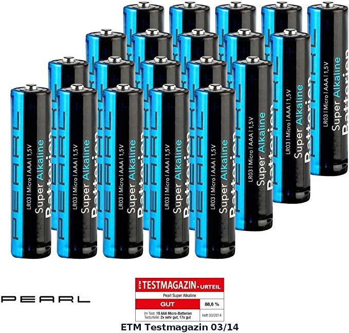 Pearl Batterieset