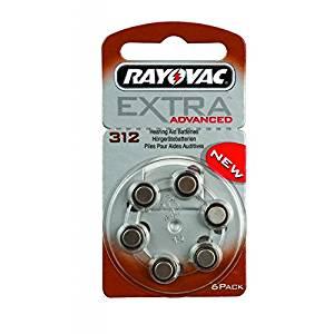 Rayovac Batterien