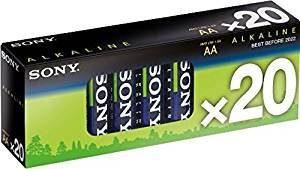 Sony Batterien