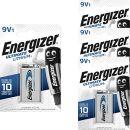 Energizer 4 9V Batterie