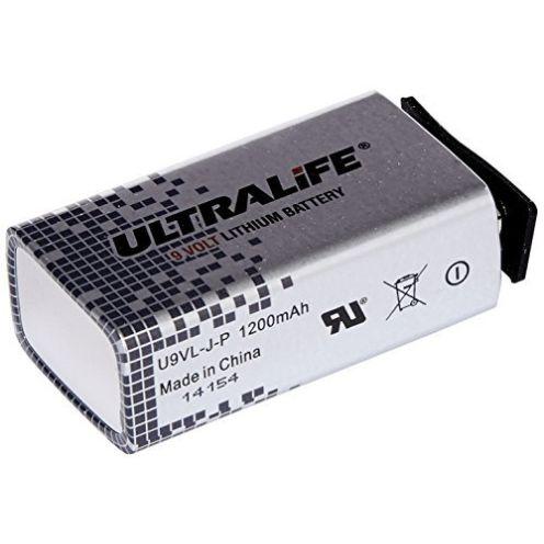 Ultralife Lithium 9V Batterie