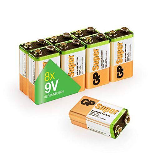 GP GP 9V Block Batterien