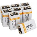 Amazon Everyday Alkalibatterien 600 mAh