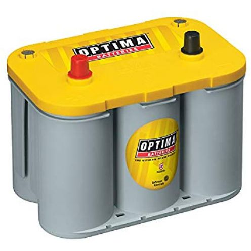 Bosch Optima Yellow Top YTS 4.2 AGM-Batterie