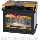 BSA Autobatterie 12V 47AH 400A/EN