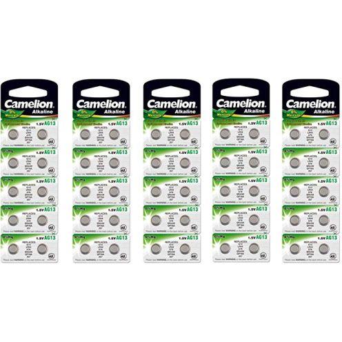 Camelion 12001013B50 Plus Alkaline Knopfzelle