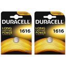 Duracell CR1616 Lithium-Knopfzelle