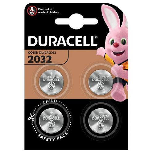 Duracell CR2032 /DL2032 Specialty Lithium-Knopfzelle 3 V