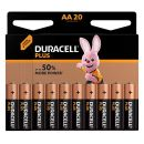 Duracell Plus Power Alkaline AA Batterien