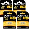 Duracell Specialty LR44 Alkali-Knopfzelle