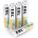 EBL Micro AAA Akku NI-MH Akkubatterien