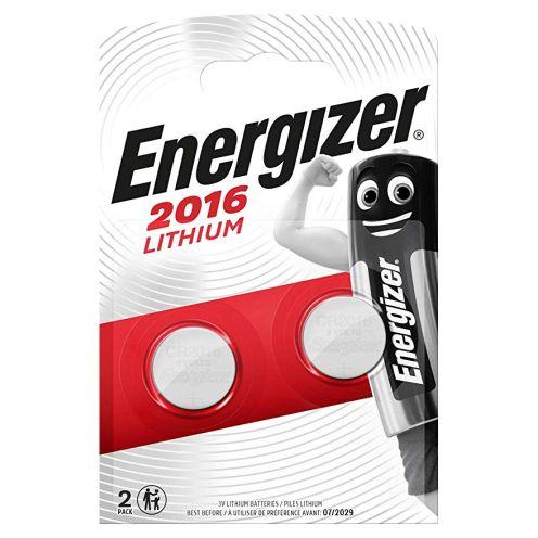 Energizer 2016 Lithium Knopfzelle