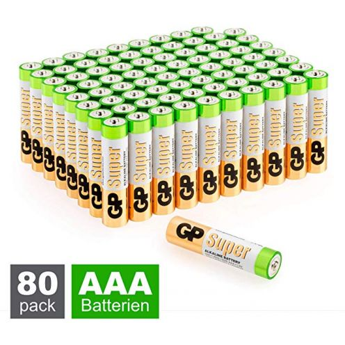 GP Batterien AAA