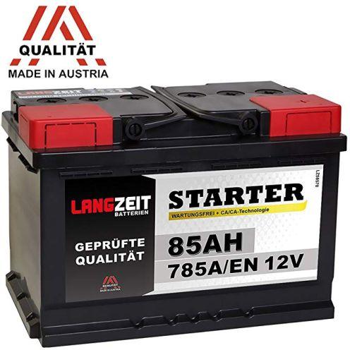 Langzeit Batterien LANGZEIT Autobatterie