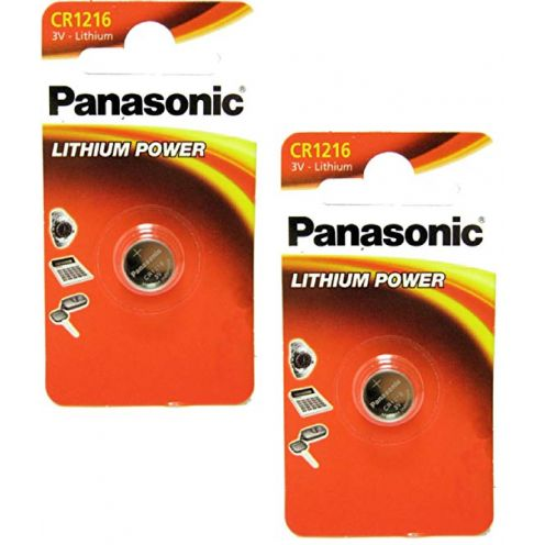 Panasonic CR1216 Lithium Knopfzelle