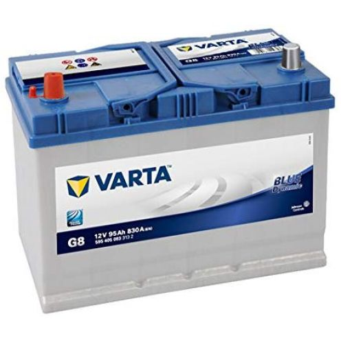 Varta 5954050833132 Blue Dynamic G8 Autobatterie