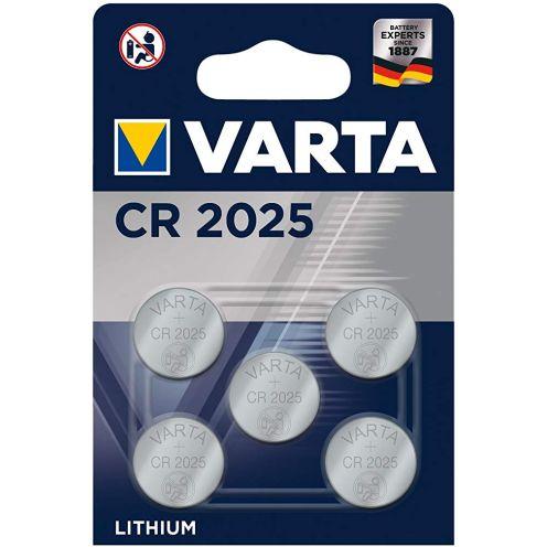 Varta Batterien Electronics Lithium Knopfzelle 3V Batterie