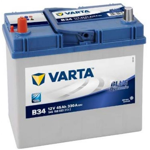 Varta BLUE Dynamic B34 Autobatterie