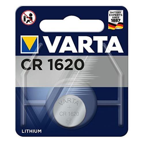 Varta CR 1620 Lithium Knopfzelle CR1620