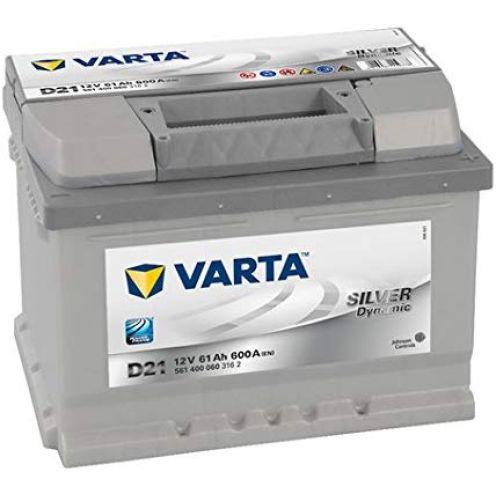 Varta D21 Silver Dynamic Autobatterie